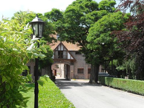 Le Domaine des Cigognes : Hotel near Coutiches