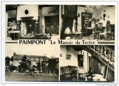 Le Manoir Du Tertre : Guest accommodation near Concoret
