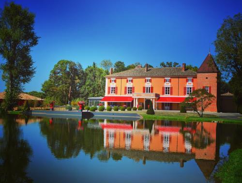Hôtel du Bois Blanc Relais et Châteaux : Hotel near Vandeins