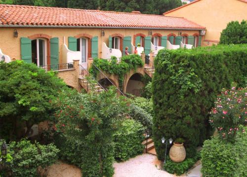Le Mas des Citronniers : Hotel near Collioure