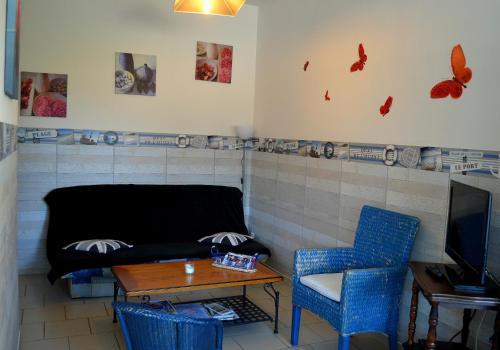 Gîte Les Vents du Large Vanneau Huppé : Guest accommodation near Regnière-Écluse