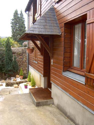 Le Petit Chalet : Apartment near Mézières-sur-Ponthouin