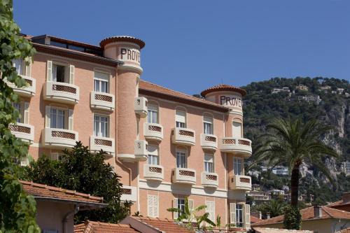 Hotel Provencal : Hotel near Villefranche-sur-Mer