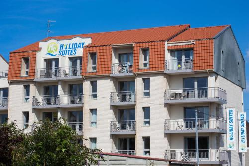 Holiday Suites Bray - Dunes Margats : Apartment near Bray-Dunes