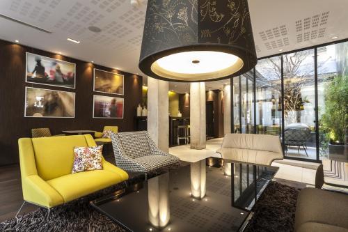 Hôtel Duo : Hotel near Paris 4e Arrondissement