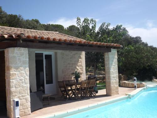 Gite les bois : Bed and Breakfast near Gignac