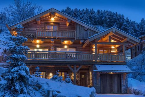 Chalet Nanook - Les Fermes De Bolquère : Guest accommodation near Bolquère