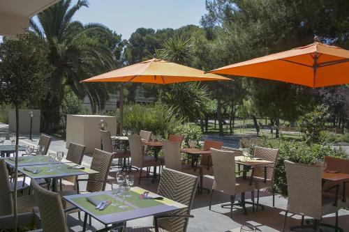 BEST WESTERN Hôtel des Thermes Balaruc les Bains Sète *** : Hotel near Balaruc-les-Bains