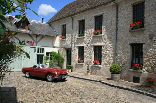 Au Relais de Chaussy : Bed and Breakfast near Moisson