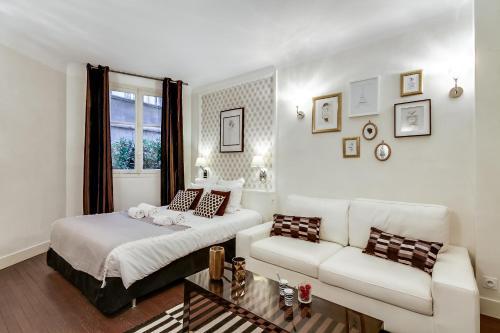 Sweet Inn - Villa Jocelyn : Apartment near Paris 16e Arrondissement