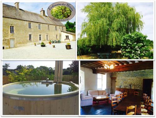 Domaine Des Hêtres : Guest accommodation near Saint-Agnan-le-Malherbe