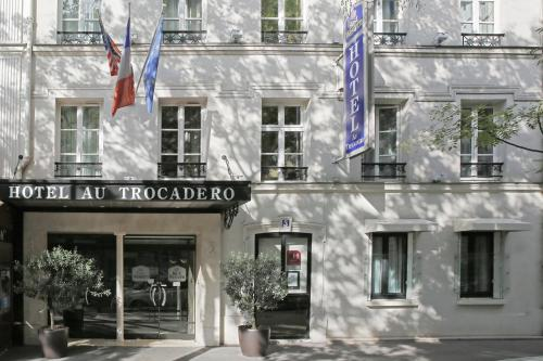 Best Western Au Trocadéro : Hotel near Paris 16e Arrondissement