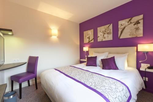 Le Relais D'arc Et Senans : Hotel near Palantine