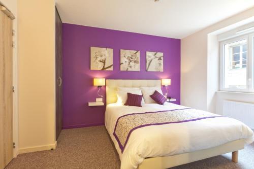 Le Relais D'arc Et Senans : Hotel near Quingey