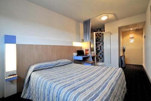 Hotel The Originals Millau Sud (ex P'tit-Dej Hotel) : Hotel near Nant