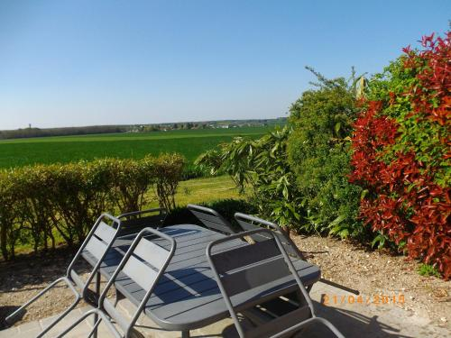 Gites De Villiers : Guest accommodation near Vienne-en-Val