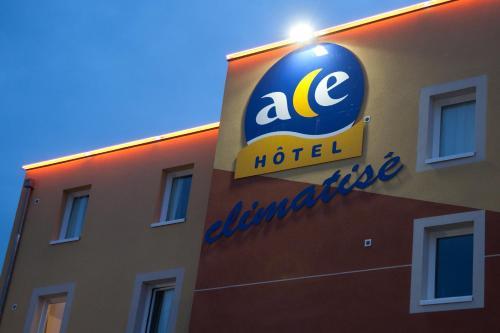 Ace Hotel Noyelles : Hotel near Pecquencourt