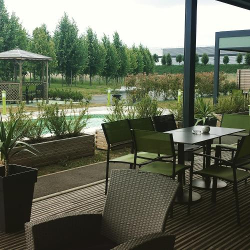 Les Terrasses de Montargis – Futur ibis Styles : Hotel near Nargis