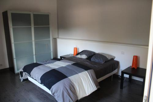 Haras Des Bussières : Apartment near Hatten