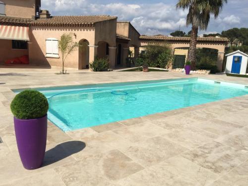La Villa Provencale : Guest accommodation near Six-Fours-les-Plages