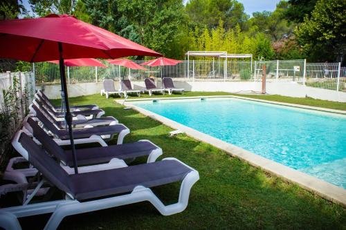 Le Colombier : Hotel near Saint-Bonnet-du-Gard