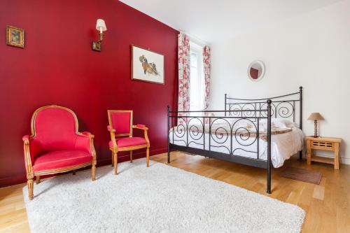 Versailles Experience Idyllic : Apartment near Noisy-le-Roi