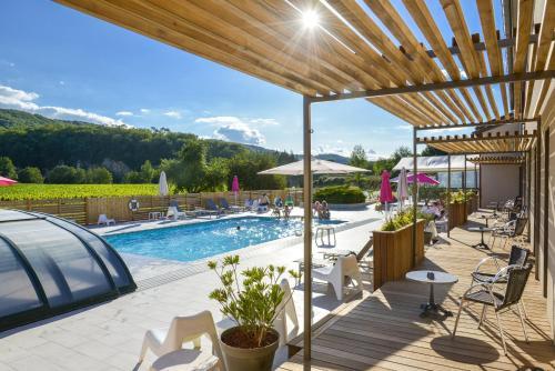 Hôtel Les Gabarres : Hotel near Limogne-en-Quercy