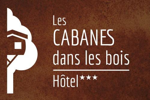 Les Cabanes Dans Les Bois : Hotel near Rustiques