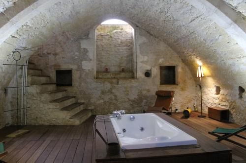 Chateau de Forges : Guest accommodation near Fontgombault