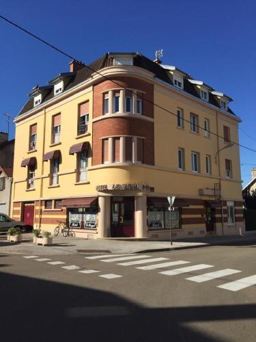 Le Royal : Hotel near Luzy-sur-Marne