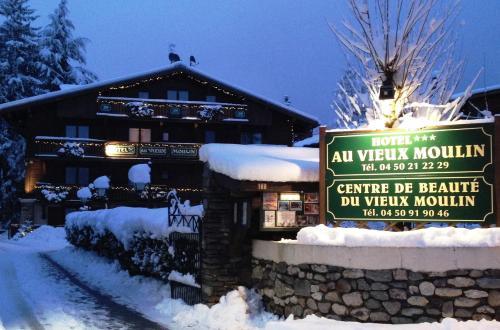 Au Vieux Moulin : Hotel near Megève