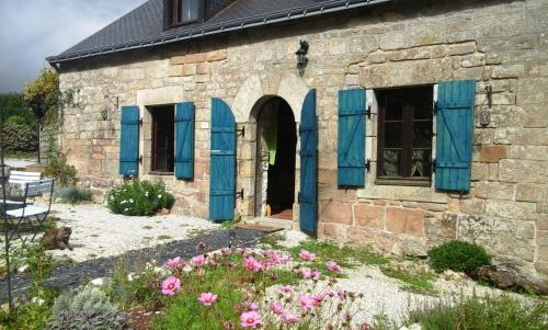 La Fontaine Airmeth : Bed and Breakfast near Guémené-sur-Scorff