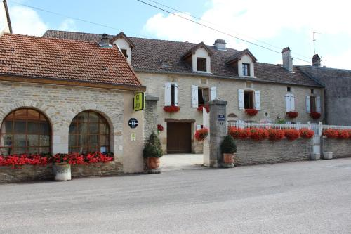Hotel le Vauxois : Hotel near Heuilley-Cotton