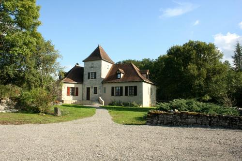 Andraud : Guest accommodation near Flaujac-Gare