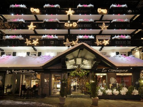 Hotel Mont Blanc : Hotel near Megève