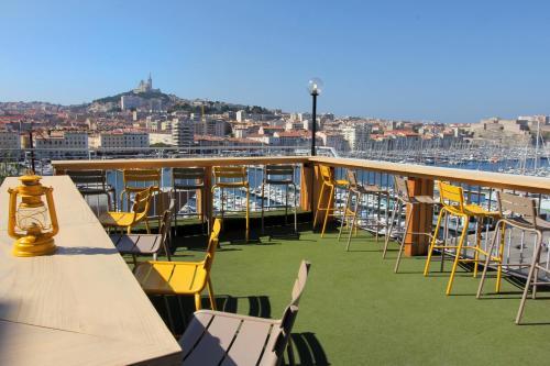 Hôtel Hermès : Hotel near Marseille 2e Arrondissement