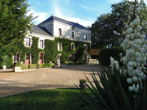 Moulin de Gaubourg : Bed and Breakfast near Brissac-Quincé