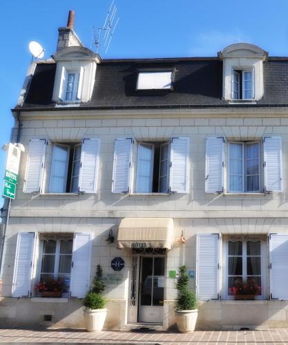Belle Epoque : Hotel near Chinon