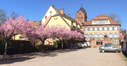 Hôtel Du Herrenstein : Hotel near Lohr