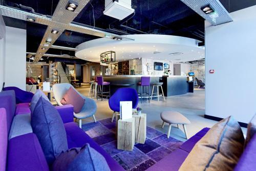 Campanile Lyon Centre - Gare Perrache - Confluence : Hotel near Sainte-Foy-lès-Lyon