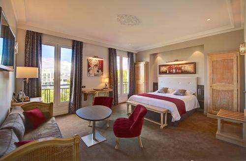 Hôtel Du Midi Paris Montparnasse : Hotel near Paris 14e Arrondissement