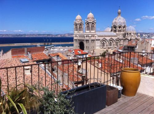 Adoramaar- le loft : Apartment near Marseille 2e Arrondissement