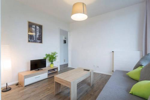 Le Métropolitain - Travel Lyon : Apartment near Vaulx-en-Velin