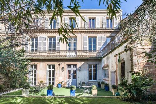 Villa Léopoldine : Hotel near Laréole
