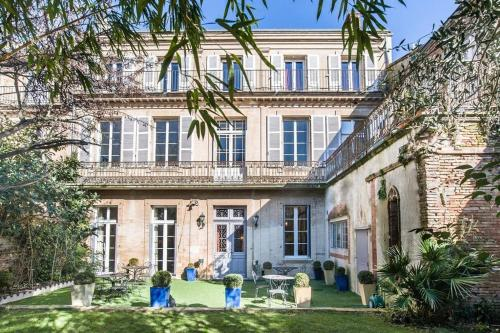 Villa Léopoldine : Hotel near Mas-Grenier