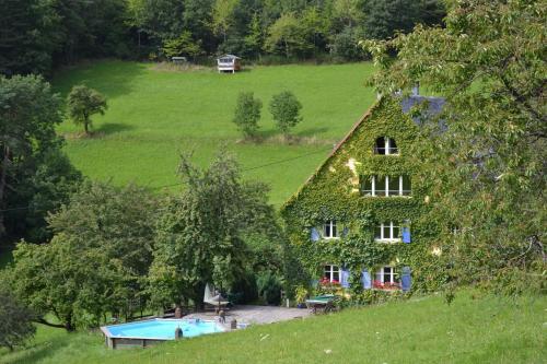 Les Fermes De Pinpin : Guest accommodation near Orbey