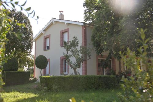 L'Oustal d'en Paris : Bed and Breakfast near Saint-Paulet