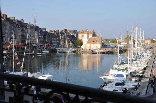 La Poupardoise : Guest accommodation near Honfleur