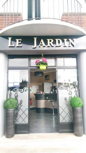 Hotel Le Jardin : Hotel near Acheville