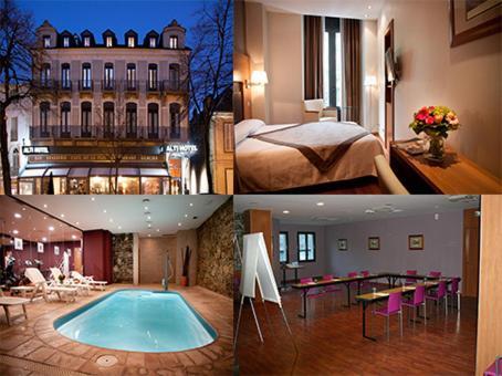 Alti Hôtel : Hotel near Saint-Paul-d'Oueil